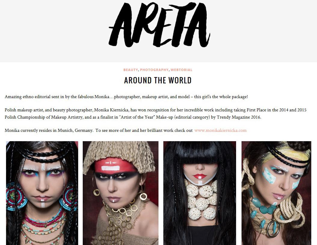 ARETA Magazine 04/2016