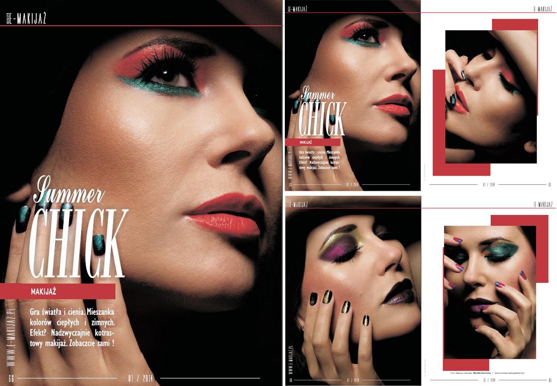 E-Makijaz Magazine 4/2014