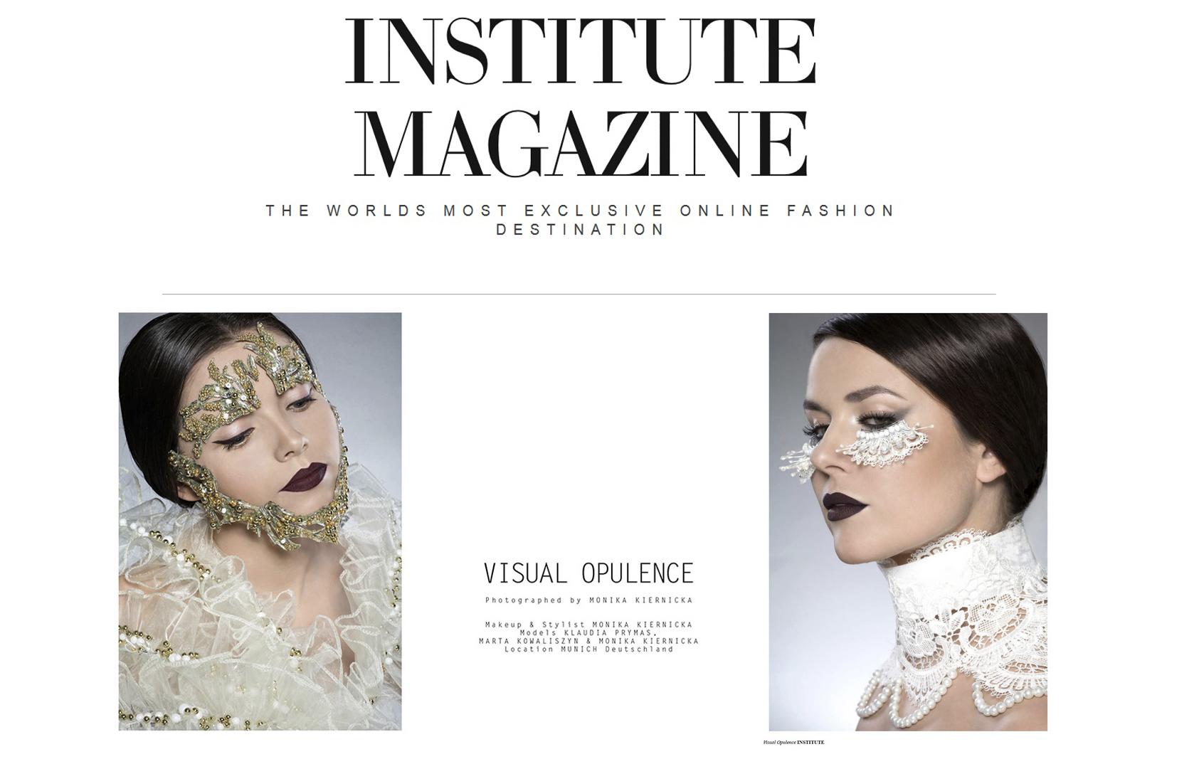 Institute Magazine 04/2016